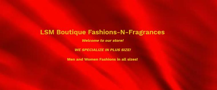 LSM Boutique's Fashion N Fragr