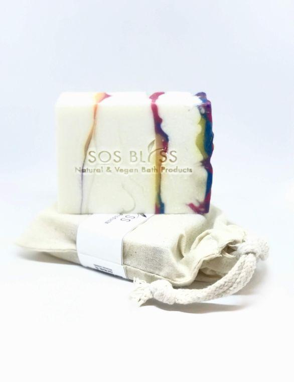 SOS BLISS Natural and Vegan Bath Products