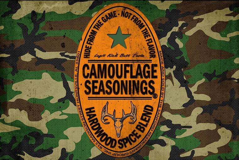 Camouflage Seasonings