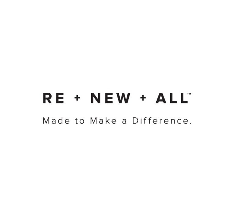 RE+NEW+ALL Candle