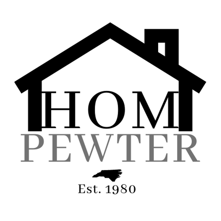 House of Morgan Pewter- North Carolina Handcrafted
