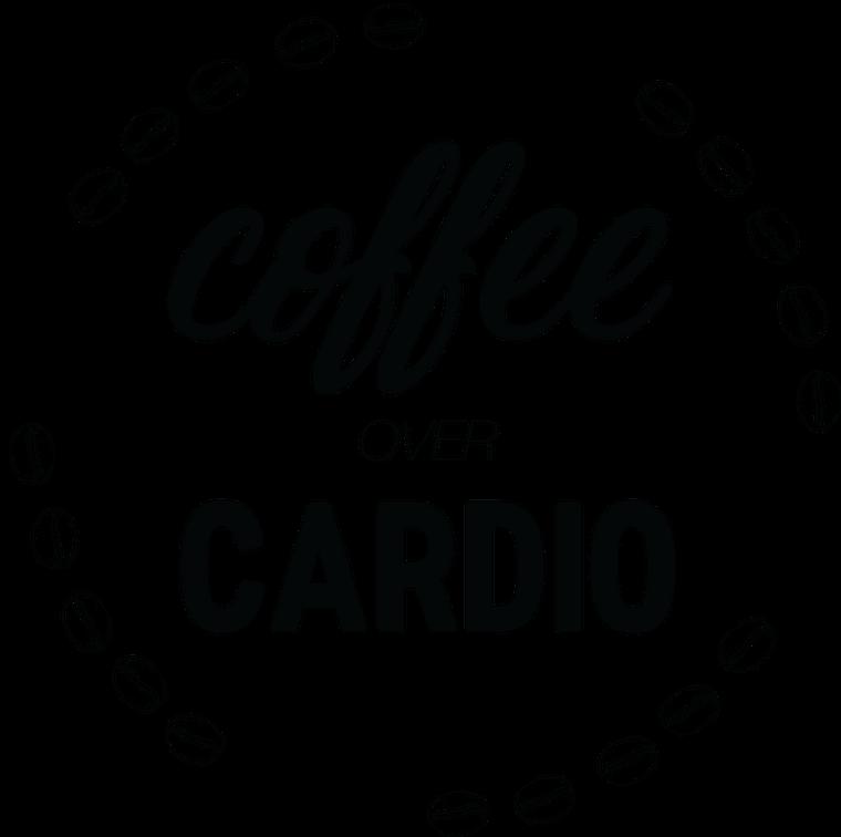 CoffeeOverCardio®