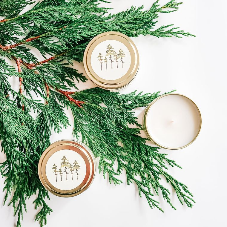 Silver Firs Candle Collective