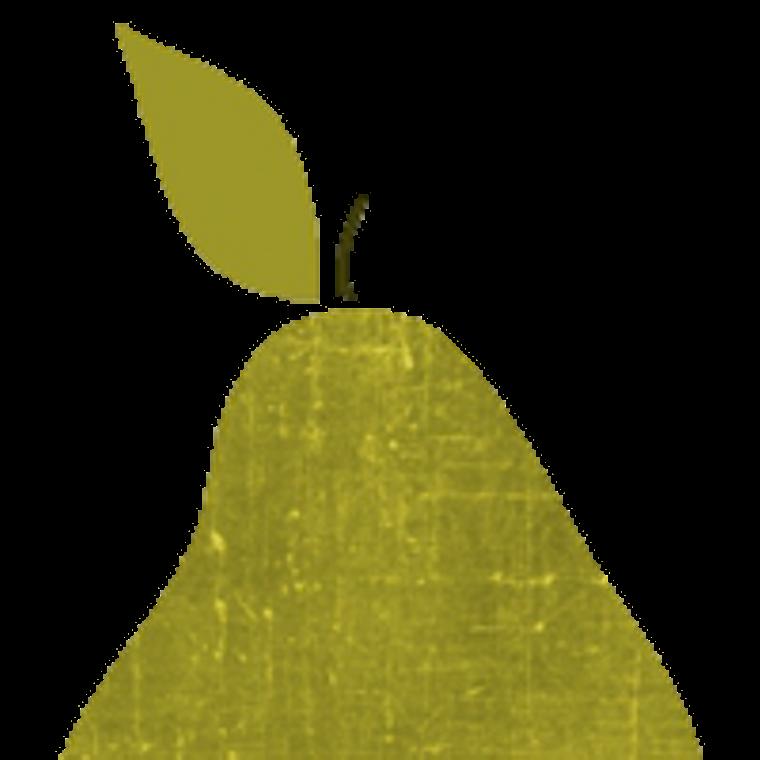 Threaded Pear