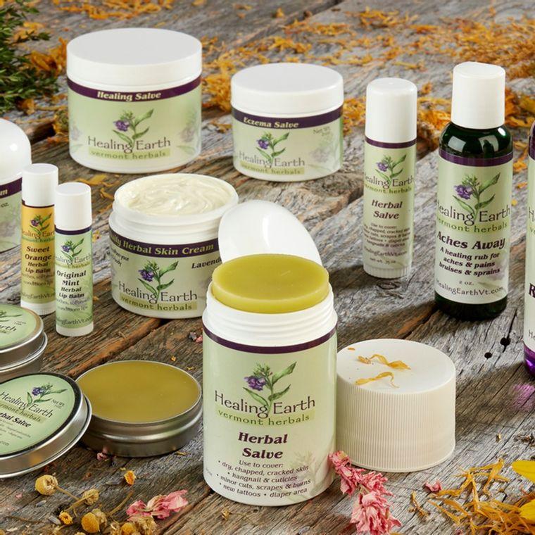 Healing Earth Vermont Herbals