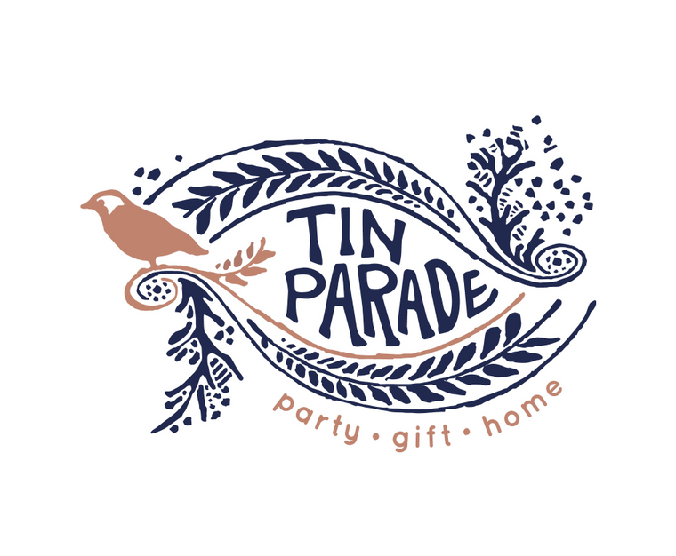 Tin Parade, Party.Gift.Home.