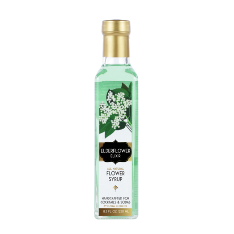 Elderflower Elixir 8.5 oz