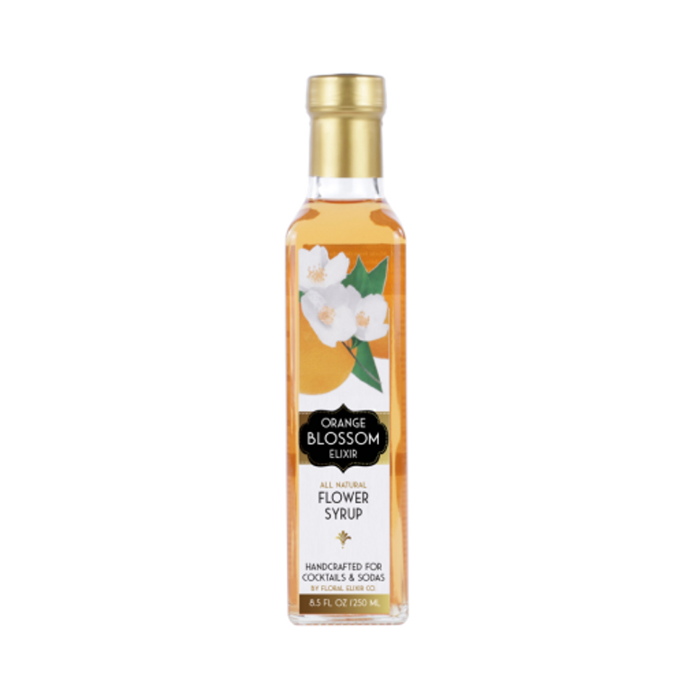 Orange Blossom Elixir 8.5 oz