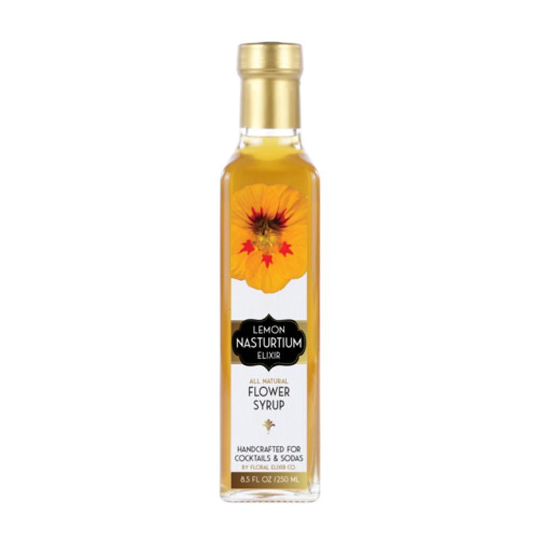 Lemon Nasturtium Elixir 8.5 oz