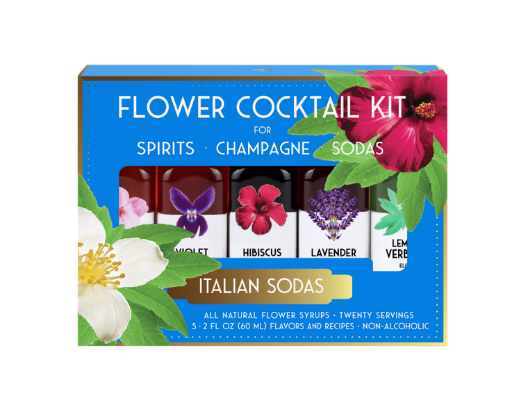 Italian Soda Lovers Kit