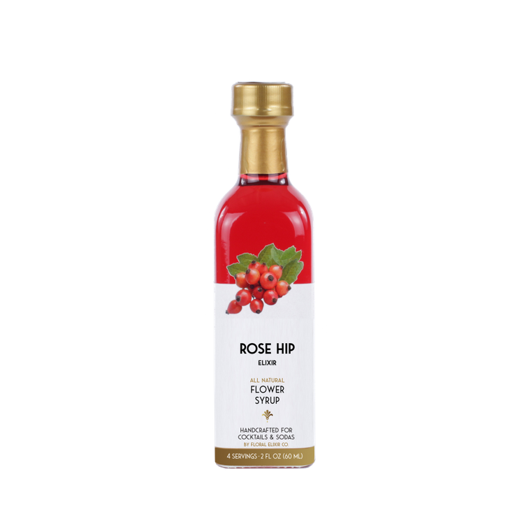 Rose Hip Elixir 2 oz