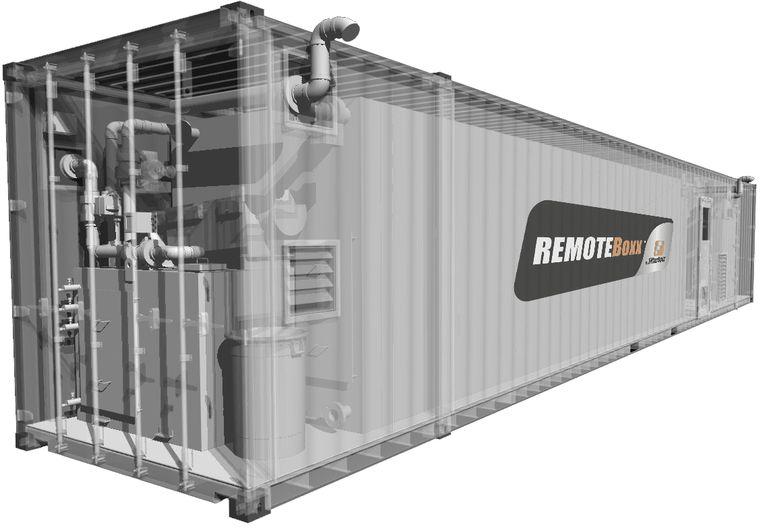 Membrane Bioreactor Wastewater Treatment System
