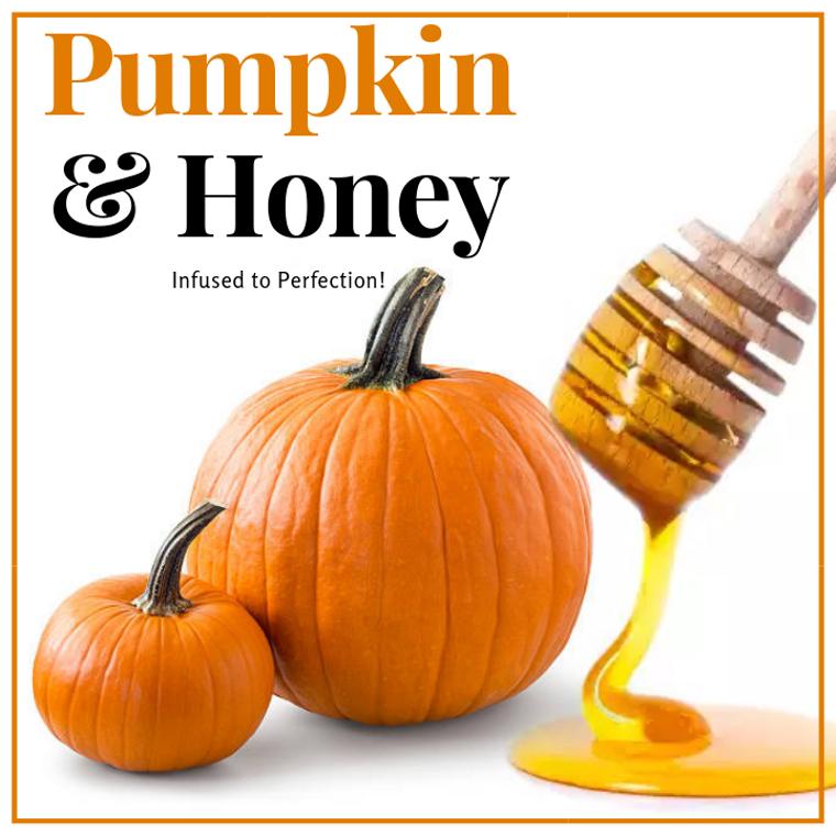 1 LB Pumpkin Infused Honey
