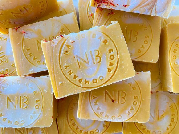 Lemongrass Ginger Artisan Soap