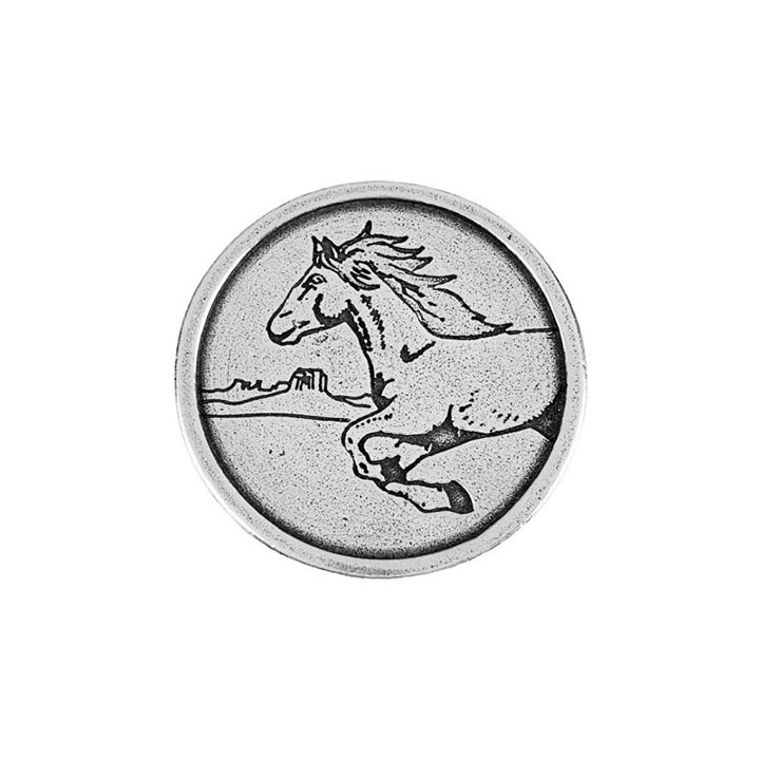 Heads/Tails Horse Pocket Coin