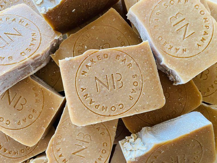 Oatmeal Honey Artisan Soap