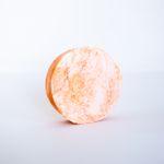 Tangerine Eucalyptus Salt Soap