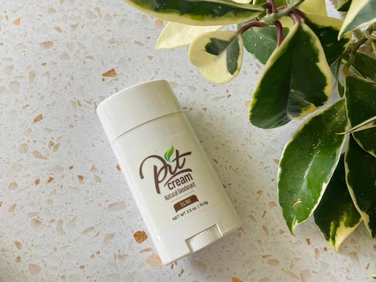 Tea Tree Pit Cream Natural Deodorant