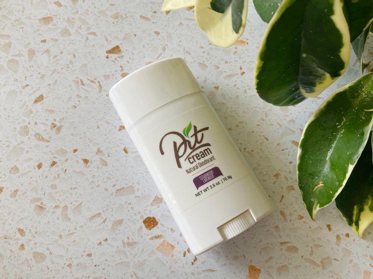 Cedarwood Lavender Pit Cream Natural Deodorant