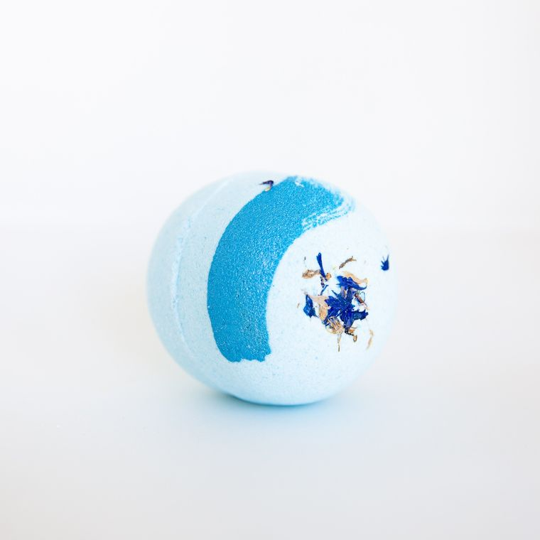 Lemongrass Spearmint Bath Bomb