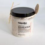 Almond Coffee Sugar Scrub