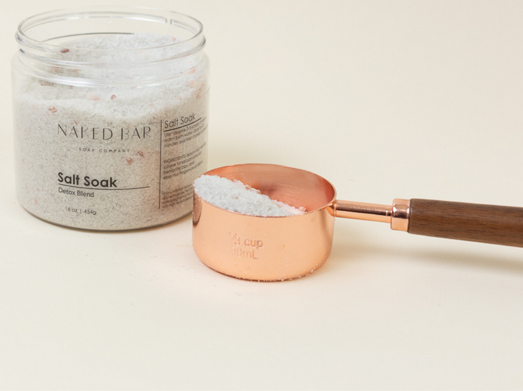 Botanical Bath Salt Detox