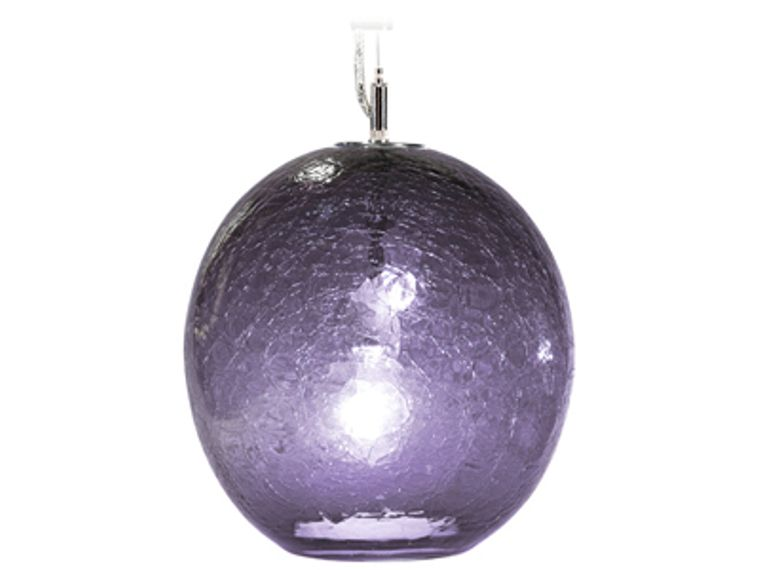 Boa Collection Solaris Pendant Blue Lilac