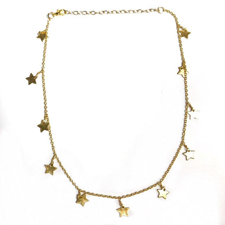 Golden Allstar Choker