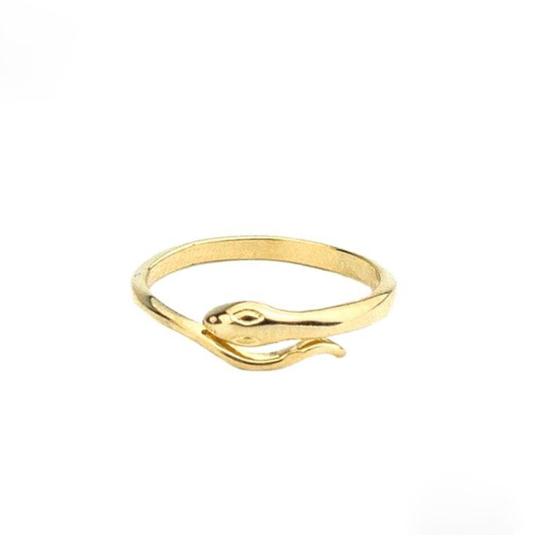 Serena Snake Ring