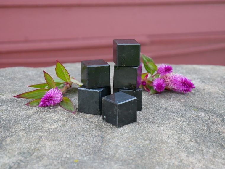 Tourmaline Cubes