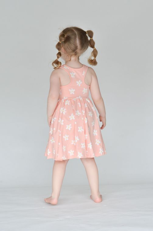 The Charlotte Dress in Daisy size 12/18mo