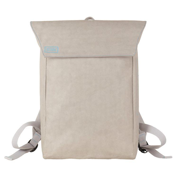 Flip-Top DrawBag® Backpack (Grey)