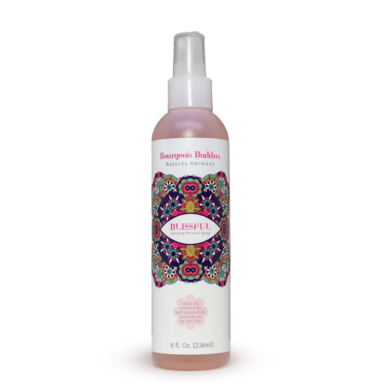 Bourgeois Buddha BLISSFUL Mineral Spray