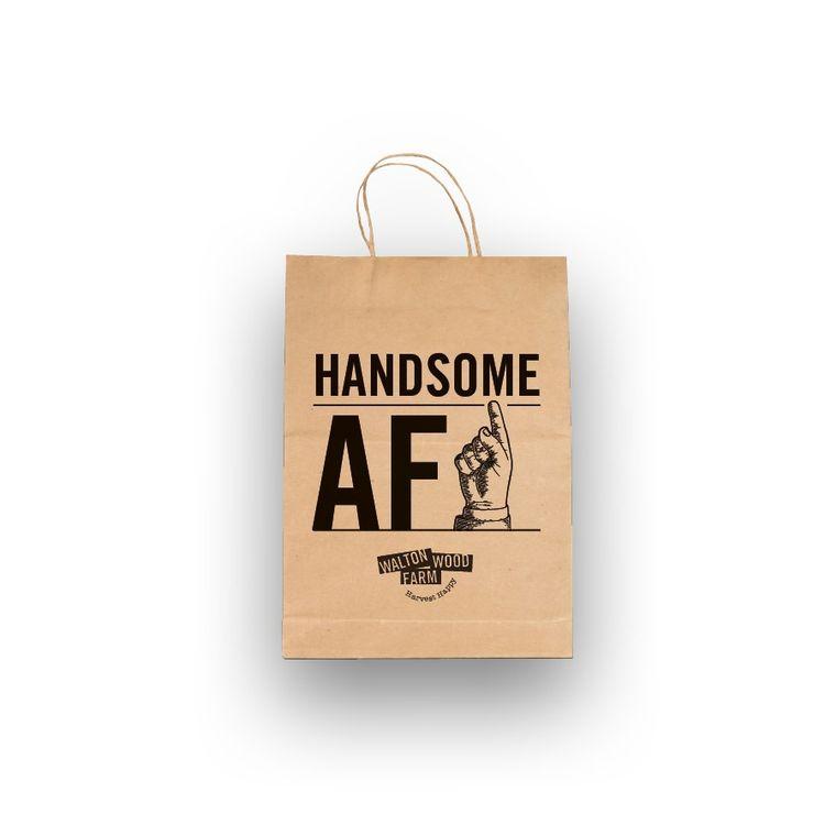 Bag Gift - Handsome AF