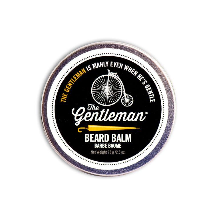 Beard Balm - Gentleman 2.5 oz