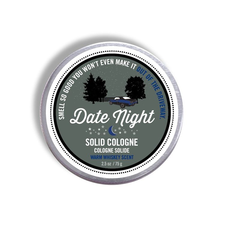 Date Night Solid Cologne