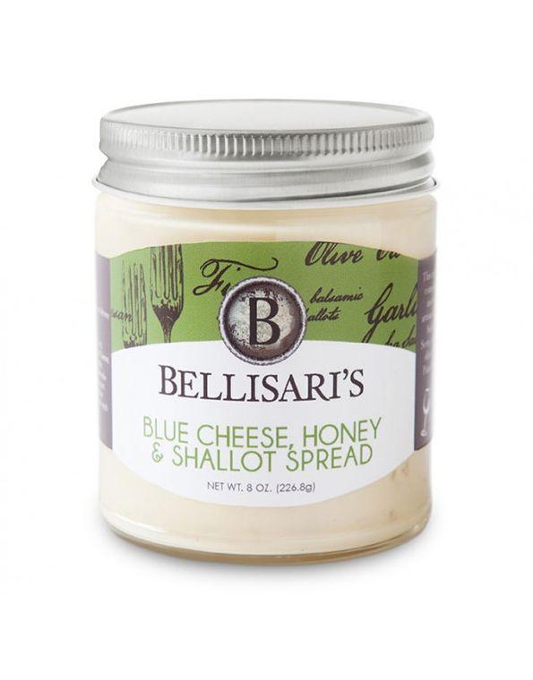 Blue Cheese Honey & Shallot Spread