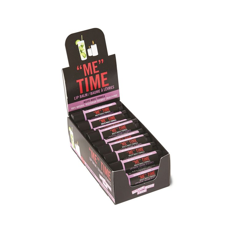 Lip Balm - Me Time Lip Balm 20pc