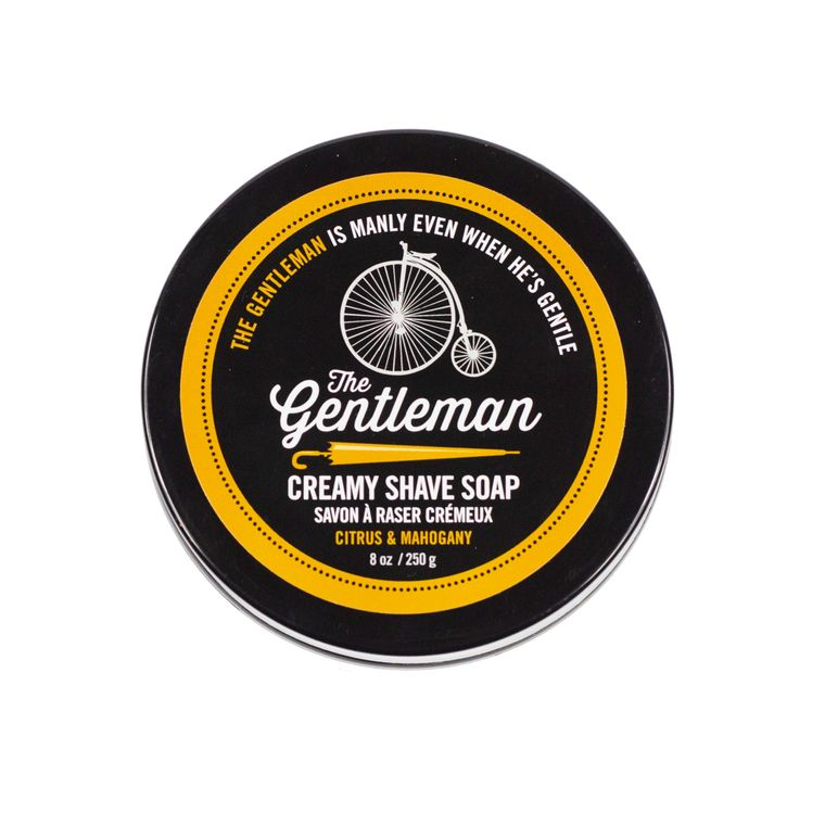 Shave Soap - Gentleman 8 oz