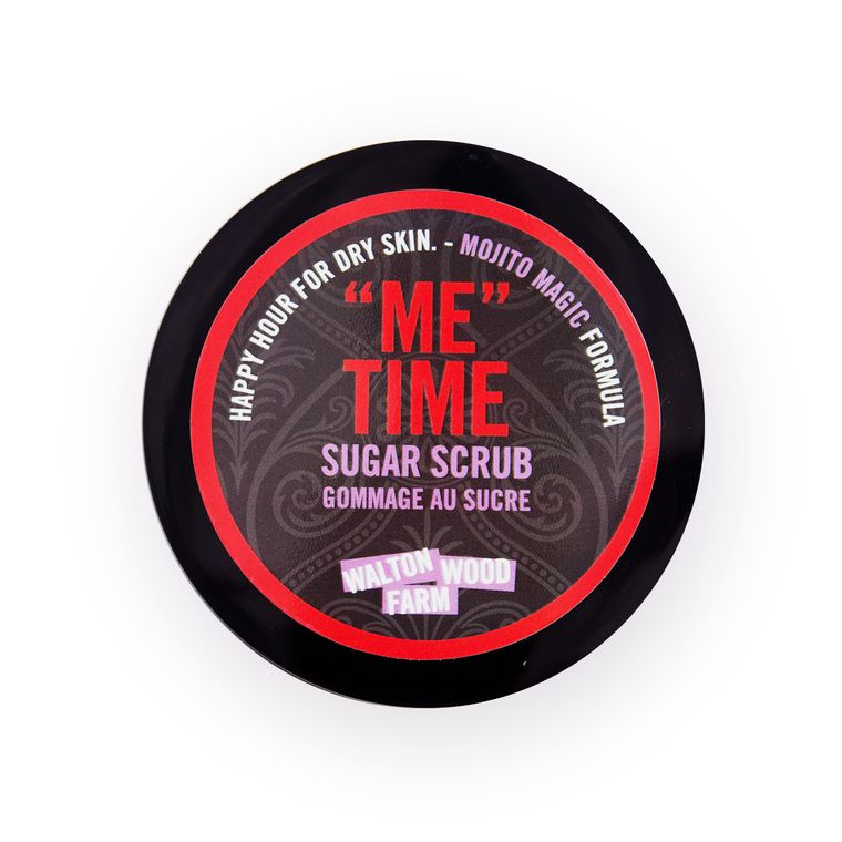 Sugar Scrub - Me Time 8 oz