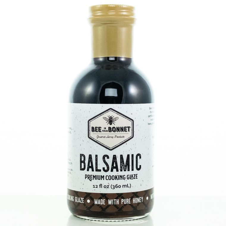 Bee in Your Bonnet Balsamic Cooking Glaze
