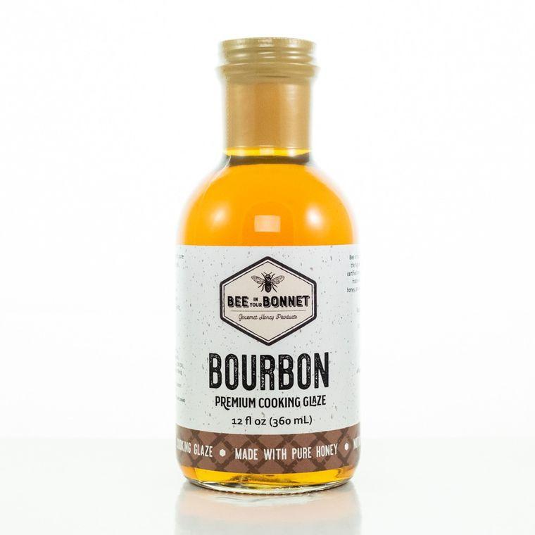 Bee in Your Bonnet Bourbon Cooking Glaze