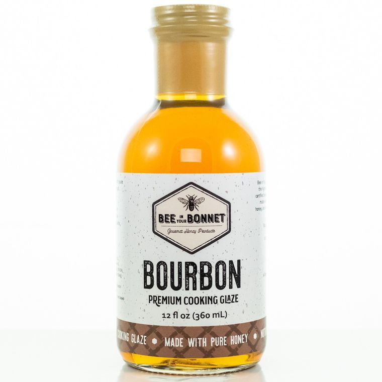 Bee in Your Bonnet Bourbon Cooking Glaze