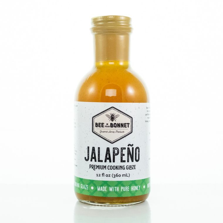 Bee in Your Bonnet Jalapeno Cooking Glaze