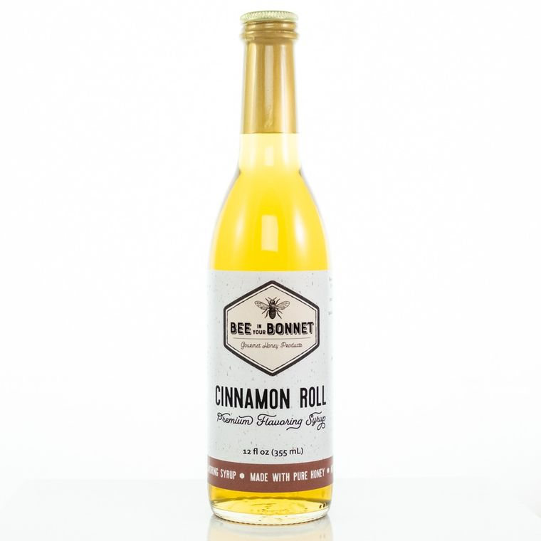 Bee in Your Bonnet Cinnamon Roll Flavoring Syrup