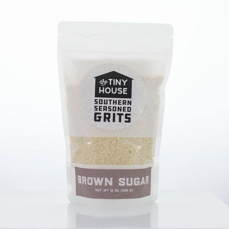 The Tiny House Brown Sugar Southern Seasoned Grits