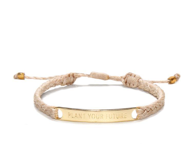 Plant Your Future Bracelet