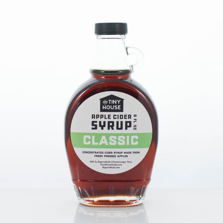 The Tiny House Classic Apple Cider Syrup