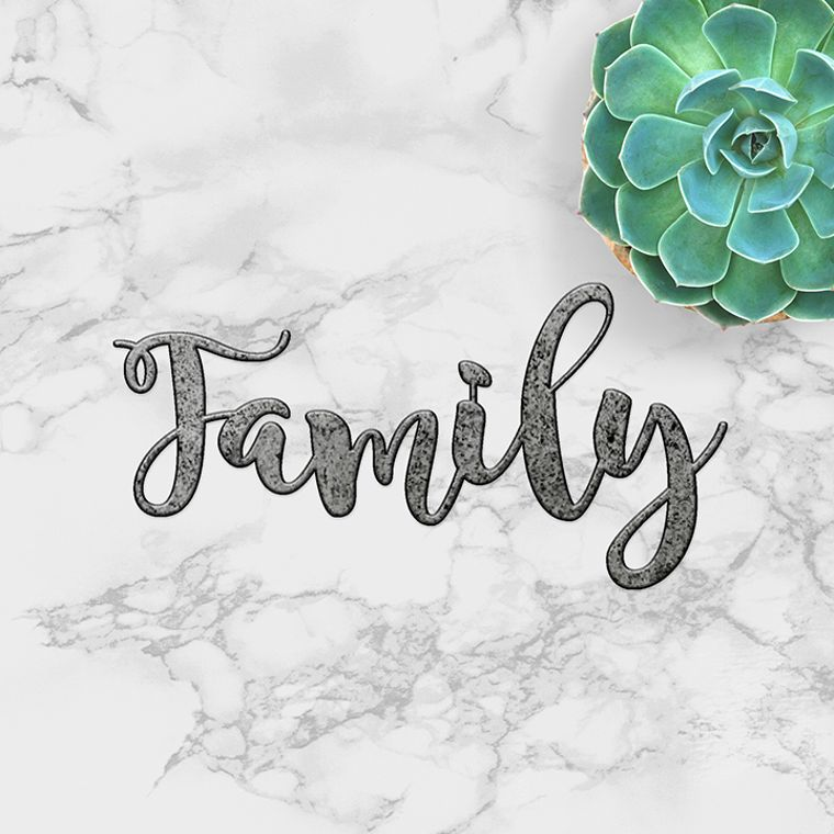Family - word