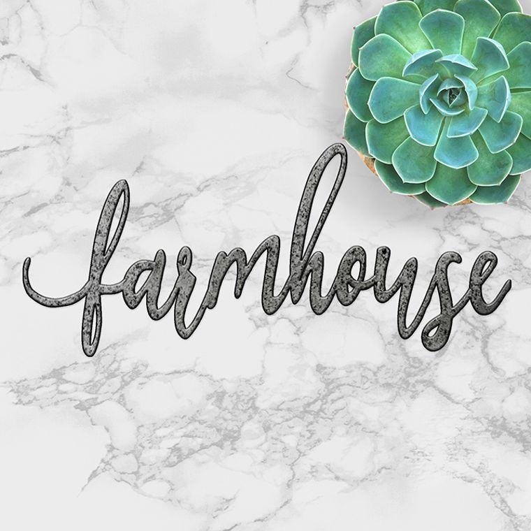Farmhouse - word